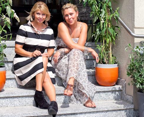 Kontor in Rostock, Anne und Karin Kempchen