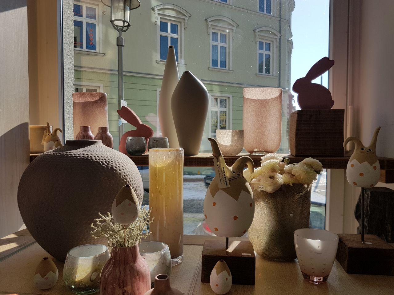 Dekoration zu Ostern 2018